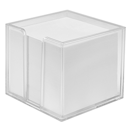 Memp block holder, double-walled